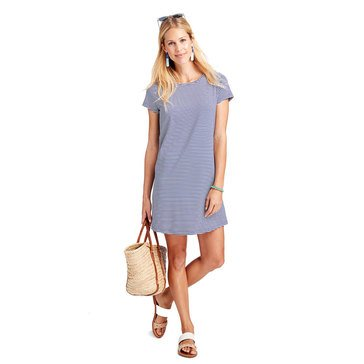 Vineyard Vines Women's Striped Madison Dress