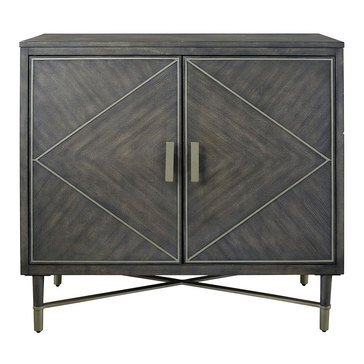 Signature Design By Ashley Aidanburg Accent Cabinet
