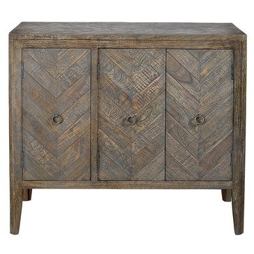 Signature Design By Ashley Boyerville Accent Cabinet