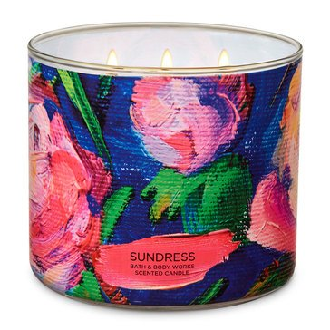 Bath & Body Works Sundress 3-Wick Candle