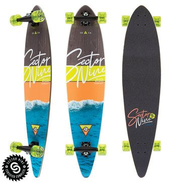 Sector 9 Classix Series Shoreline Ledger Skateboard