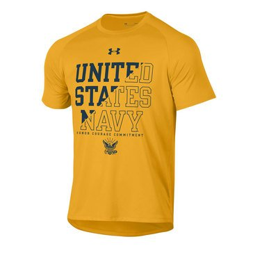 Under Armour Men's USN Fade New Tech Tee