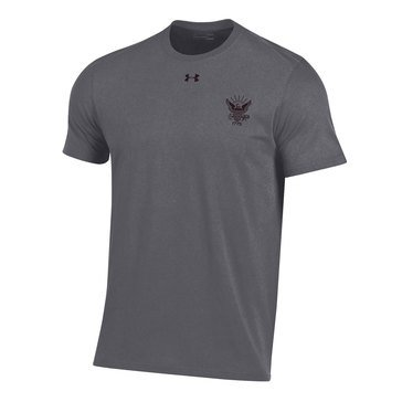 Under Armour Men's USN Charged Cotton Tee