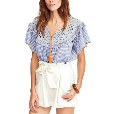 Free People Women's Allora Allora Blouse