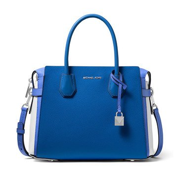 Michael Kors Mercer Belted Medium Satchel