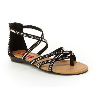Union Bay Women's Soho Back Zip Sandal