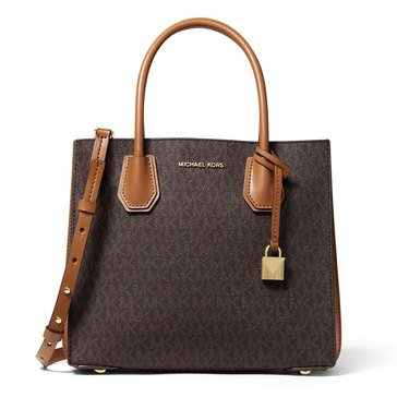 Michael Kors Mercer Medium Accordion Convertible Tote