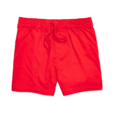 First Impressions Baby Boys' Solid Woven Shorts