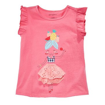 First Impressions Baby Girls' Chiquita Girls' Tee