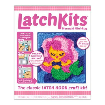 LatchKits Mermaid