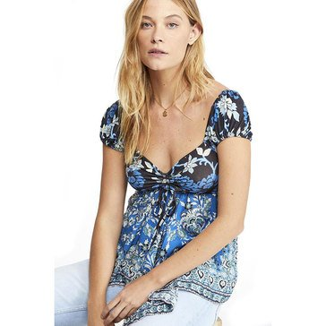Free People Women's LA Bamba Baby Doll Tee