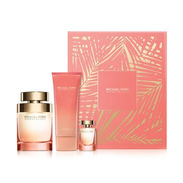 Michael Kors Wonderlust 3-Piece Deluxe Gift Set