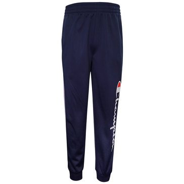 Champion Big Boys' Tricot Tapped Jogger