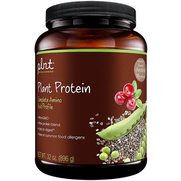 Plnt Plant Protein with Raw Protein Blend - Chocolate 32 Servings