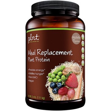 Plnt Meal Replacement Plant Protein - Chocolate 28 Servings