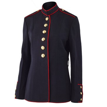 USMC Women's Dress Blue Coat