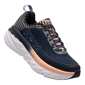 Hokan One One Women's Bondi 6 Running Shoe