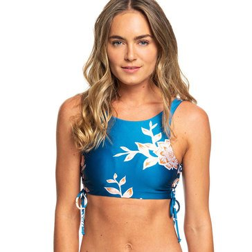 Roxy Women's Riding Moon Crop Top