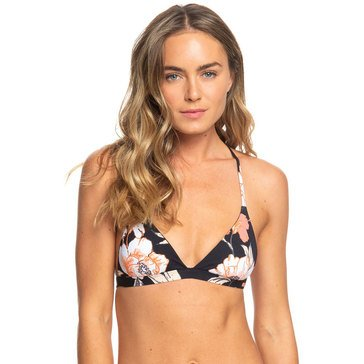 Roxy Women's PT Beach Classics Fix Tri Swim Top