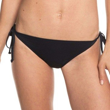 Roxy Women's Solid Reg Tie Side Swim Bottom (mix with Riding Moon,Dreamin' Day, PT Beach)