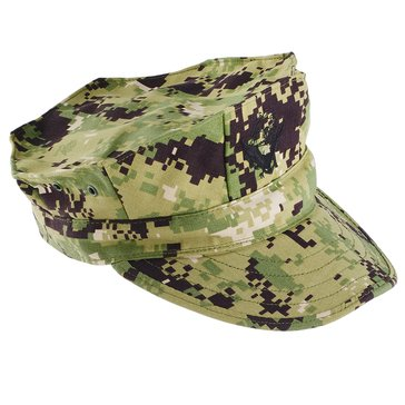 Type-III 8 Point Woodland Cap With Ace