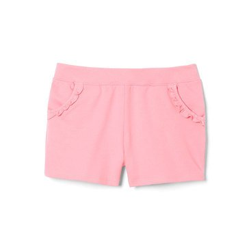 Yarn & Sea Little Girls' Shorts