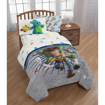 Toy Story 4 Comforter, Twin
