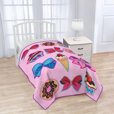 JoJo Siwa Dreams Throw Blanket