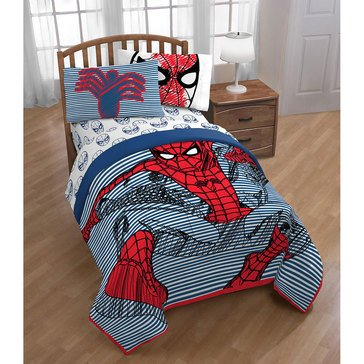 Spiderman Scribble Comforter