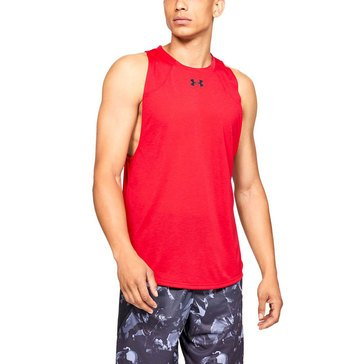 Under Armour Men's Baseline Basketball Performance Tank