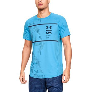 Under Armour Men's MK1 Printed Top