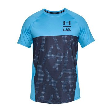 Under Armour Men's MK1 Color Block Top