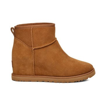 Ugg Women's Classic Femme Mini Outseam Hidden Wedge