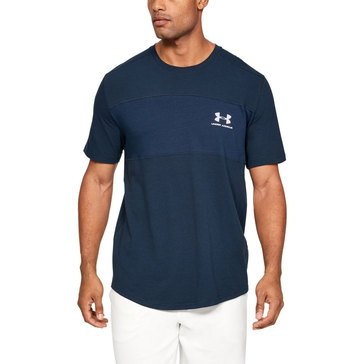 Under Armour Men's Sportstyle Essential Cotton Tee