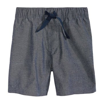 First Impressions Baby Boys' Chambray Shorts