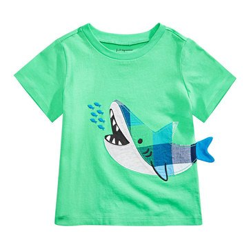 First Impressions Baby Boys' Hungry Shark Tee