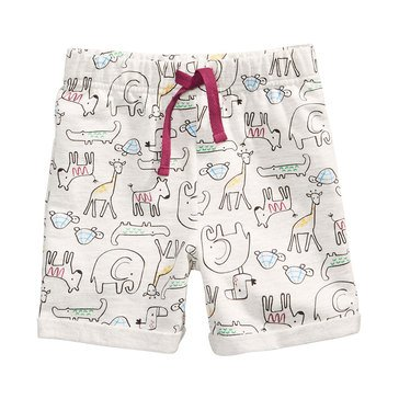 First Impressions Baby Boys' Animals Shorts