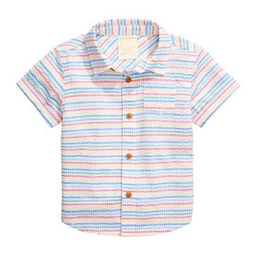 First Impressions Baby Boys' Seersucker Shirt