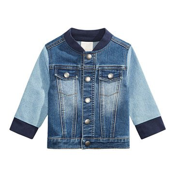 First Impressions Baby Boys' Americana Denim Jacket