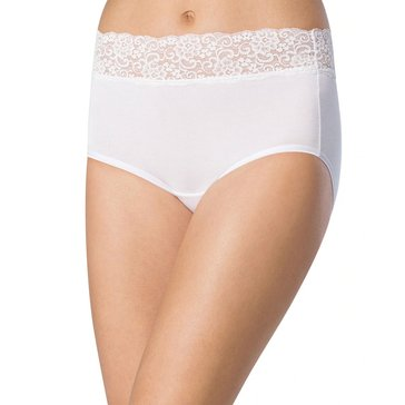 Soma Women's Embrace Super Soft Lace Hipster