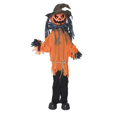 32in Animated Standing Scarecrow