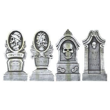 16in Tombstone Set 4