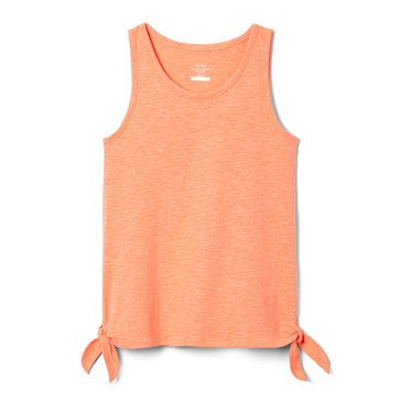 Yarn & Sea Toddler Side Knot Tank