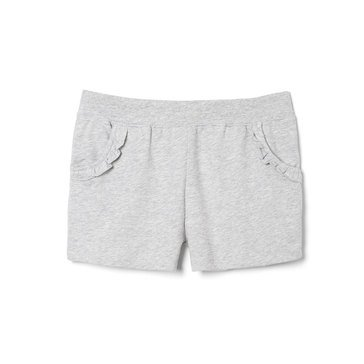 Yarn & Sea Toddler Girls' Knit Shorts