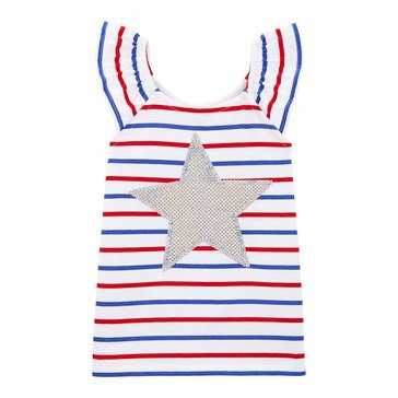 OshKosh Baby Girls' Stars & Stripes Top