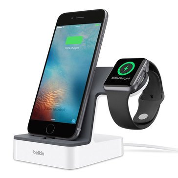 Belkin PowerHouse Charge Dock for Apple Watch and iPhone