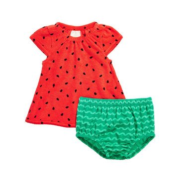 First Impressions Baby Girls' Watermelon Set