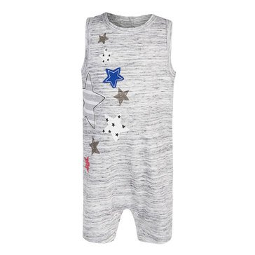 First Impressions Baby Boys' Americana Sunsuit
