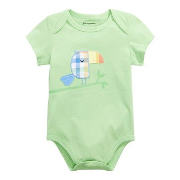 First Impressions Baby Boys' Toucan Bodysuit