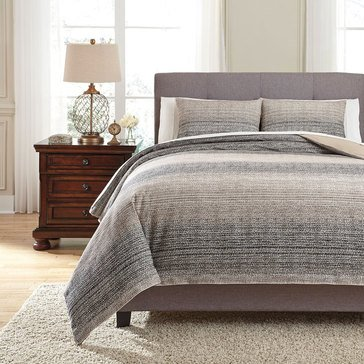 Signature Design By Ashley 3-Piece Arturo Duvet Cover Set